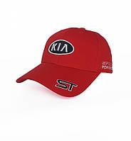 Кепка с автомобильным логотипом KIA - №3724