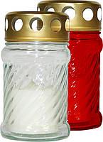 Лампада стеклянная BISPOL №W002(50-1) белые