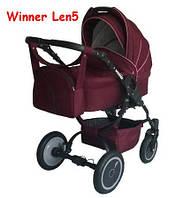Winner Len 2 в 1 бордовый от Victoria Gold