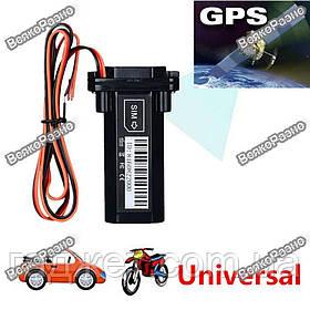GPS GSM GPRS SMS трекер i-Trac MT-1/ ST-901 для авто мото 12-24В