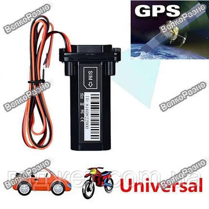GPS GSM GPRS SMS трекер i-Trac MT-1/ ST-901 для авто мото 12-24В, фото 2