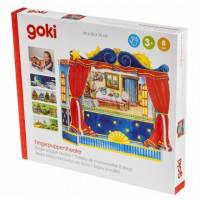 Театр для пальчиковых кукол, goki (51786G)