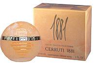 Женская туалетная вода Cerruti 1881 Pour Femme 30ml