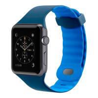 Ремешок Belkin Sport Band Marina Blue для Apple Watch 42mm Series 1/2/3