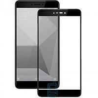 Защитное стекло Xiaomi Redmi Note 4X Full Glue 2.5D black тех.пакет