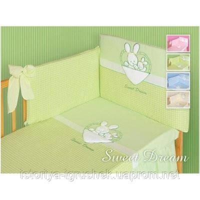 Детское постельное белье  Tuttolina сменный комплект