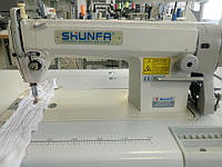 SHUNFA SF 5550 прямострочная швейная машина (Б/У)