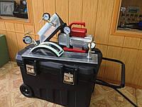 Вакуумная система для контроля герметичности сварных швов, фото 1