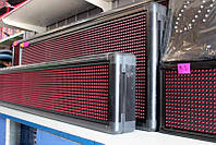 Табло,вывеска LED -бегущая строка- BX-5U красный цвет, длина 2,0 м.