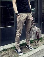 Бежевые брюки Harlem , фото 1