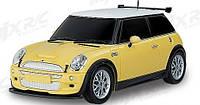 Радиоуправляемая машина MJX Mini Cooper S Yellow 1:20