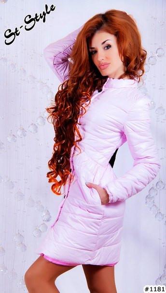 Женская куртка с бантом
