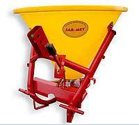 Разбрасыватель минеральных удобрений (РУМ) на 500 кг (пластик) Лейка 500кг