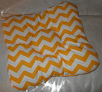 Ортопедическая подушка для новорожденного,подушка Бабочка,подушка для новорожденного, фото 1