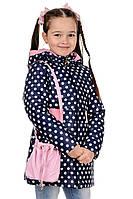 Демисезонная куртка на девочку Valeri