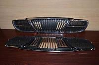 Решетка радиатора Ланос Lanos нового образца Genuine