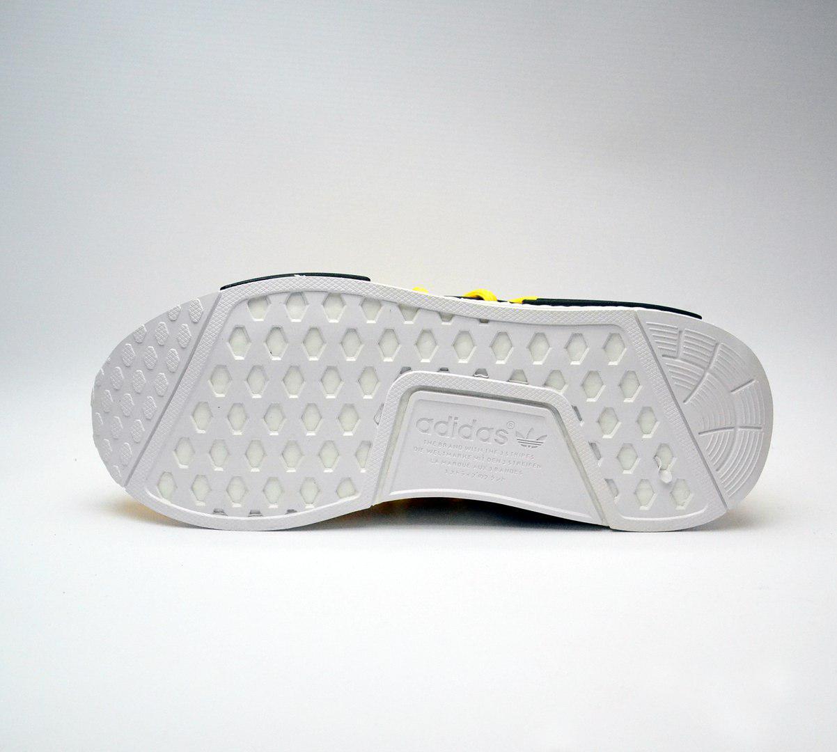 5517cdc1 ... фото Мужские Кроссовки Adidas originals ×pharrell williams nmd Human  Race yellow (копия), ...