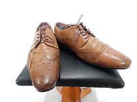 Мужские туфли Burton р.44 кожа 027TFM