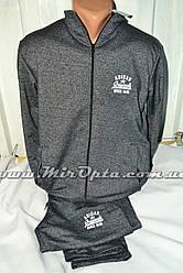 Мужской спортивный костюм трикотаж Adidas (р-ры: M - 2XL) купить оптом прямой поставщик