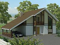 Каркасное строительство домов, коттеджей.