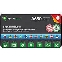 GPS-навигатор Navitel A650 (СНГ+Европа)