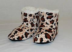 Зимние домашние валенки-носочки Ms. Alice