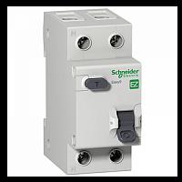 "Дифференциальное реле 2Р, 30 мА, 25А, тип ""АС"" Easy9 Schneider Electric"