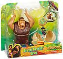 Фигурка Крудс с питомцем - Семейка Крудс Fisher-Price DreamWorks The Croods: Brute Battlers Brute Battlin' Gru, фото 2