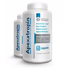 APEXATROPIN (Апексатропин) - капсули для потенції. Ціна виробника. Фірмовий магазин.