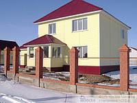 Современное строительство домов, коттеджей.
