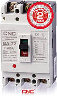 Автоматичний вимикач ВА-72, 10А-125A, 3Р, 380В, 25кА