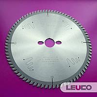 Основные дисковые пилы Leuco по ДСП и МДФ 250x3,2/2,2x30 Z=80