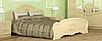 "Кровать ""Барокко"" под вклад 160 б/м. Мебель Сервис, фото 3"
