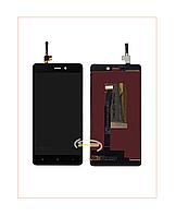 Дисплей Xiaomi Redmi 3/3s/3x/3 Pro с сенсором (тачскрином) Black Original