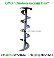 Шнек боковой на Протравитель семян ПС-10 (Протравливатель)