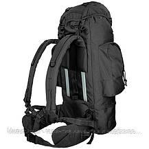 Полевой рюкзак Ranger Sturm Mil-Tec (75 литров) Black (14030002), фото 3
