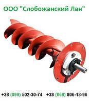 Шнек камеры ПС-10.14.020  на Протравитель семян ПС-10 (Протравливатель)