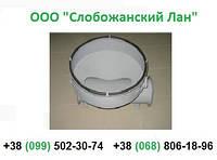 Корпус камеры с лючком   на Протравитель семян ПС-10 (Протравливатель)