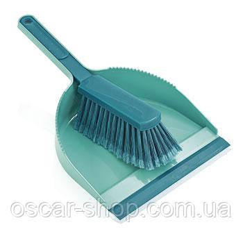 Набір щітка + совок LEIFHEIT / Набір для прибирання підлоги