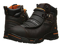 "Ботинки/Сапоги (Оригинал) Timberland PRO Endurance 6"" External Met Guard Steel Toe Brown Full Grain Leather, фото 1"