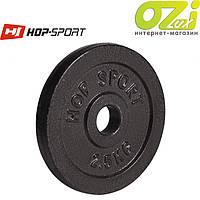 Диск металлический 2,5кг Hop-Sport