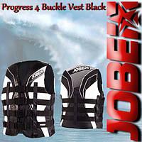 Жилет спасательный универсальный Progress 4 Buckle Vest Black