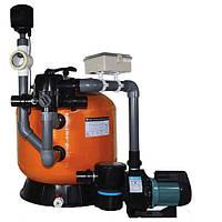 Фильтрационная установка Emaux KOK-80 (35 м3/ч, D820)  для прудов