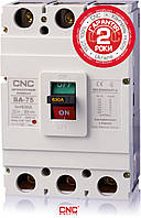 Автоматичний вимикач ВА-75, 400А-630А, 3Р, 300В, 40кА