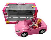 Кабриолет для куклы K877-30A  с куклой