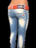 Рваные джинсы Angelina Mara, фото 2