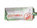 Рваные джинсы Angelina Mara, фото 3