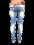 Рваные джинсы Angelina Mara, фото 5