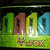 Зажигалка Turbo xFox 25 шт./уп.