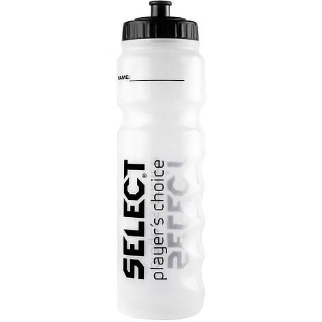Бутылка для воды SELECT Sports Water Bottle 1L белая